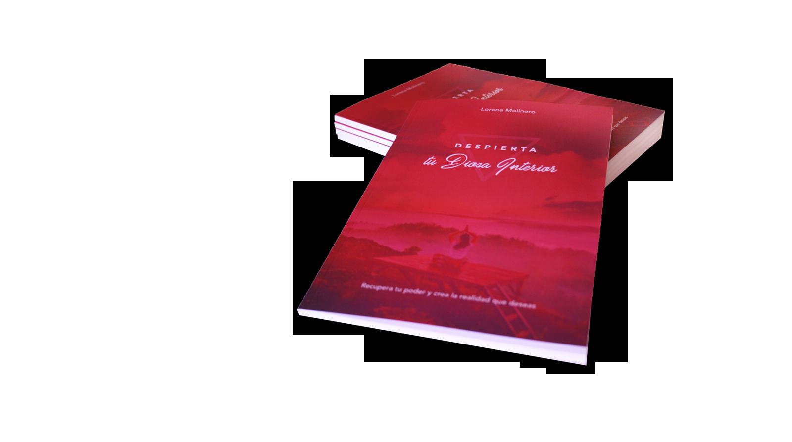 LIBRO DESPIERTA TU DIOSA INTERIOR 3