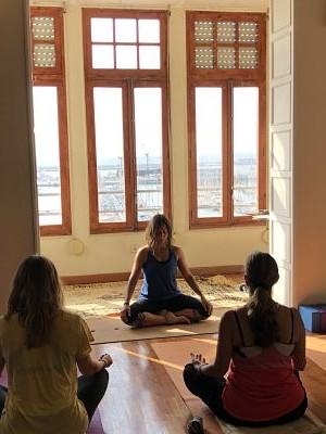 Dreams Come True Yoga Mara Martín Turismo de Bienestar
