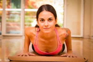 Clases de yoga con Lorena Molinero