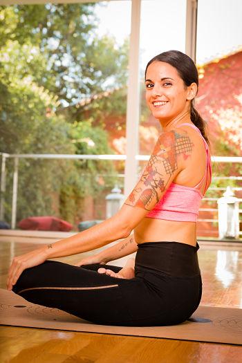 Meditaciones guiadas de Lorena Molinero
