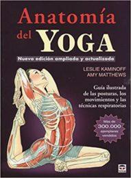 libro anatomia del yoga