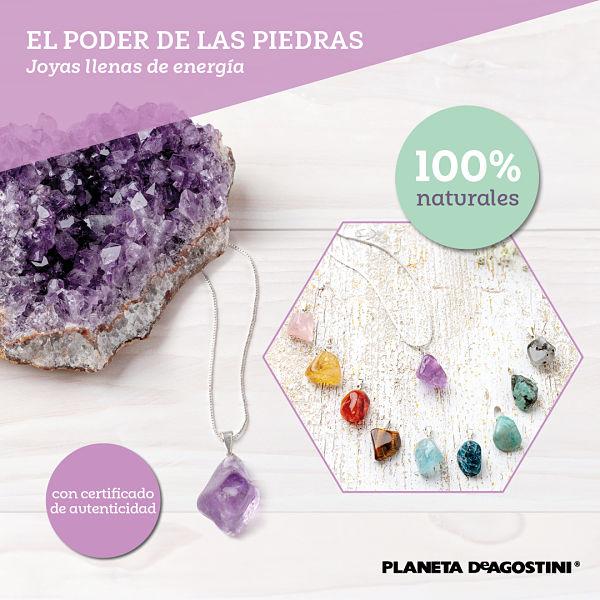 Colección de minerales de planeta deagostini