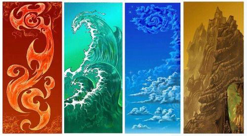 meditaciones guiadas para los cuatro elementos