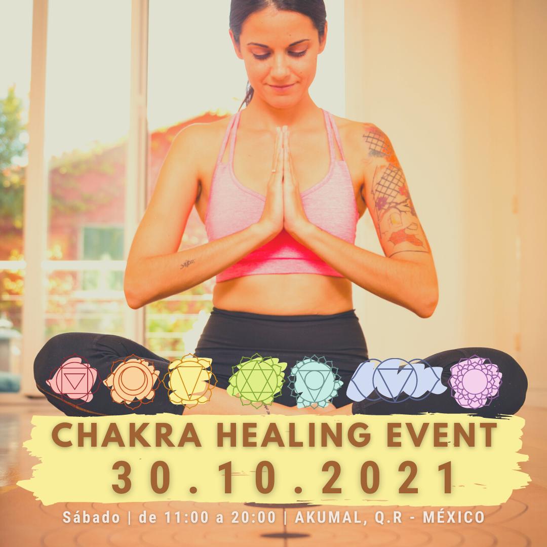 Chakra Healing Event